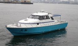 ファミリーホール船橋の海洋散骨、東神奈川出港10名様プラン242,000円