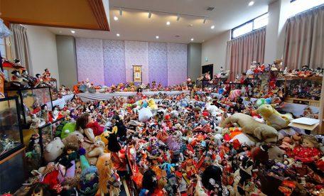 ファミリーホール船橋、人形供養祭開催のおしらせ